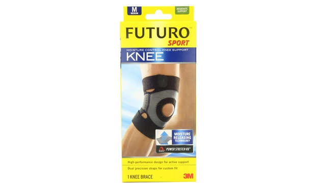 futuro sport knee brace instructions