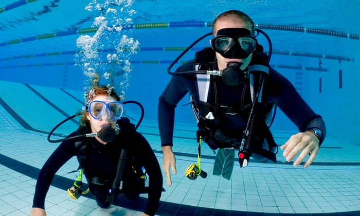 Scuba Shack - Multiple Locations: $289 for a PADI Open Water Diver Course at Scuba Shack ($500 Value)