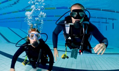 image for <strong>Scuba</strong> Experience for One or Two at Aquatic Sports (Up to 46% Off)