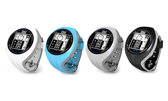 Pyle GPS Smart Golf Watch: Pyle GPS Smart Golf Watch