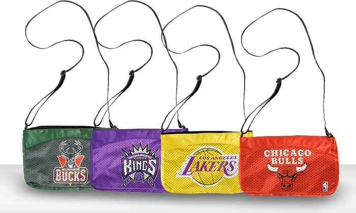 NBA Mini Jersey Purses: NBA Mini Jersey Purses. Multiple Teams Available. Free Returns.