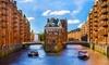 Hamburg: pokój premium ze śniadaniami i wellness