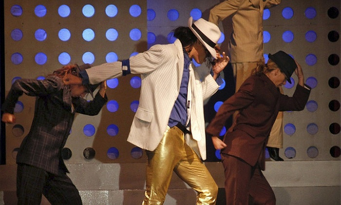 """Tribute Royalty - V Theater: """"Tribute Royalty"""" Michael Jackson, Elvis, and Lady Gaga Tribute Show for One or Two at The V Theater (Up to 57% Off)"""