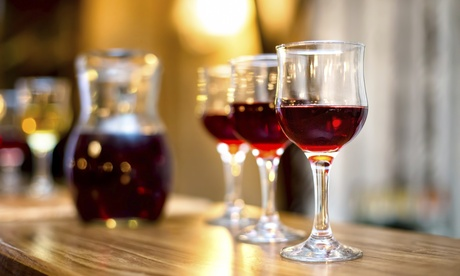 $5 Buys You a Coupon for 50% Off a Bottle of Wine With Purchase of a Bottle, Plus a Wine...