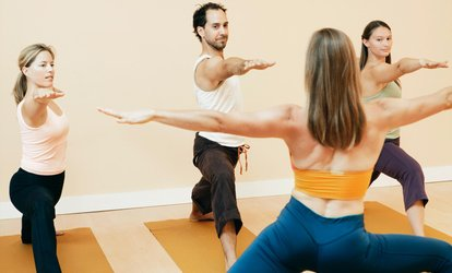 45% Off Yoga Classes