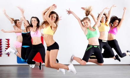 10 or 20 Zumba Classes at Zumba with Dawn (Up to 55% Off)