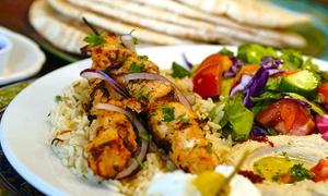 Z Garden: $11 for $22 Worth of Fresh and Healthy Mediterranean Cuisine at Z Garden