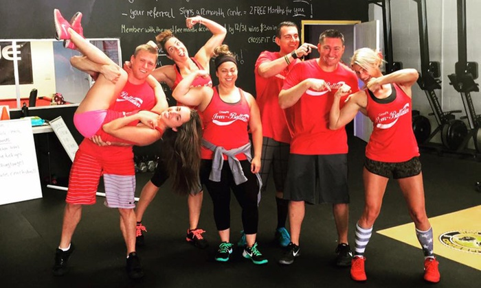 Iron Battalion CrossFit - Canoga Park & Woodland Hills: One Month of CrossFit Classes at Iron Battalion CrossFit (Up to 76% Off)