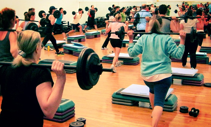 Shine On Fitness - Far North Central: 5 Aerobics Classes or 1 Month of UnlimitedWeight-Lifting and ConditioningClasses atShine On Fitness (Up to 67% Off)