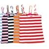 Ladies' Striped Cami Tanks (8-Pack)