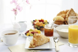 AromaCafe: 20% Off 2 Grand Slam Breakfast Specials at AromaCafe