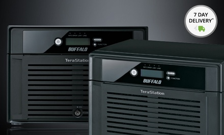 Buffalo TeraStation Servers (Manufacturer Refurbished). Multiple Models from $429.99—$1,269.99. Free Returns.