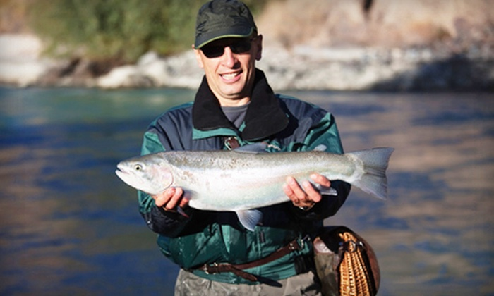 5280 Angler - Denver: $195 for an All-Day Fly-Fishing Trip for Two with Guide, Equipment, and Lunch from 5280 Angler ($425 Value)
