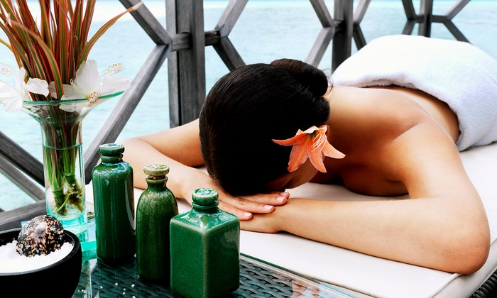 Emerald Isle Day Spa - Houston: Deep-Tissue, Swedish, or Couples Massage, or a Massage and Facial at Emerald Isle Day Spa (Up to 53% Off)