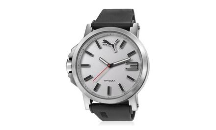 Puma Mens Oversized Wrist Watch