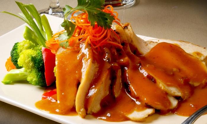 Thai Pepper - University Park: $9.50 for $15 Worth of Thai Food at Thai Pepper