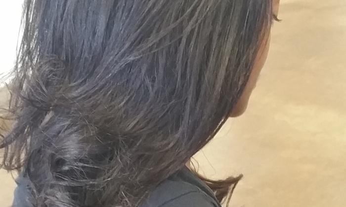 Bellagio Salon - Bellagio Salon: Keratin Straightening Treatment from Bellagio Salon  (55% Off)