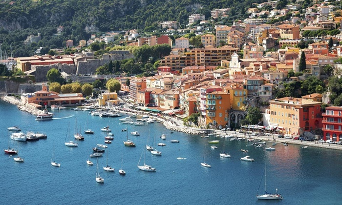 French Riviera and Barcelona Vacation with Airfare - France and Spain: 8-Day France and Spain Vacation with Airfare from Key Tours International. Price/Person Based on Double Occupancy.