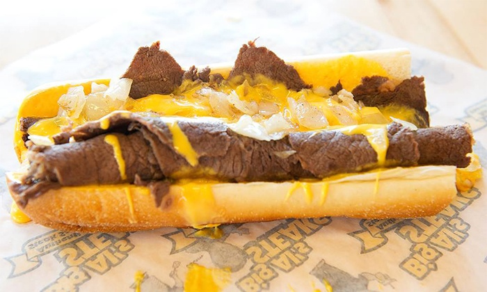 Big Al's Steaks - Multiple Locations: Cheesesteaks, Burgers, and Sandwiches at Big Al's Steaks (40% Off)