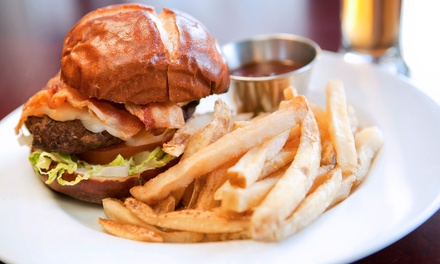 American Fare Inspired by Celebrity Chef Brian Duffy at Nyack Pour House Restaurant and Bar (Up to 75% Off)