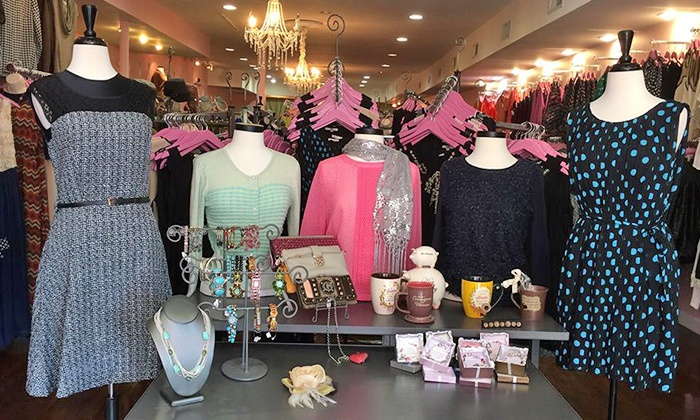 Savvy Sheek - Cedarhurst: Women's Clothing and Accessories at Savvy Sheek (Up to 50% Off). Two Options Available.