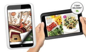 "Nook Hd 7"" 16gb Android Tablet With Google Play In Smoke Gray Or White (manufacturer Refurbished). Free Returns."