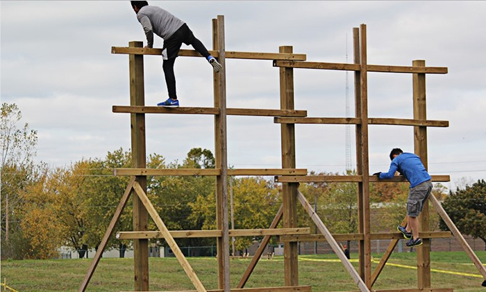 Nustadia Recreation Inc. - Welland: Entry to Niagara Obstacle Series for One, Two, or Four from Nustadia Recreation Inc. (Up to 55% Off)