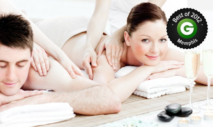 Beyond The Spa - Southwind: $119 for an Interactive Couples Massage at Beyond The Spa (Up to $275 Value)