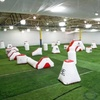 Up to 74% Off Low-Impact Indoor Paintball