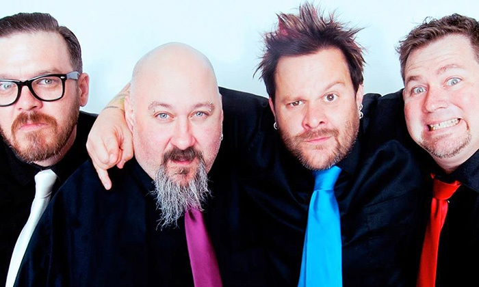 Bowling for Soup - Mercury Ballroom: Bowling For Soup at Mercury Ballroom on June 25 at 8 p.m. (Up to 45% Off)