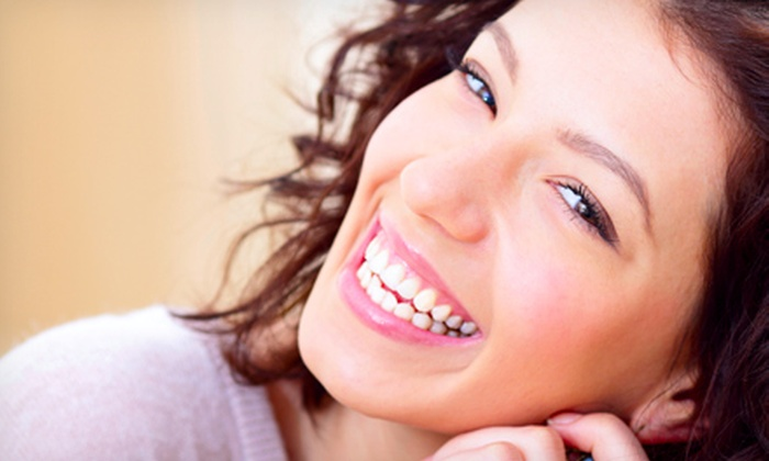 New Line Smile Dental Network - Multiple Locations: $39 for a Teeth-Whitening Package with In-Office Exam and Take-Home Kit from New Line Smile Network (Up to $450 Value).