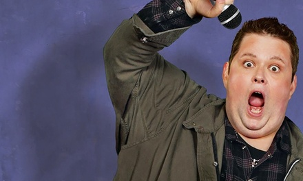 Ralphie May at Bell Auditorium on Friday, March 6, at 7:30 p.m. (Up to 50% Off)