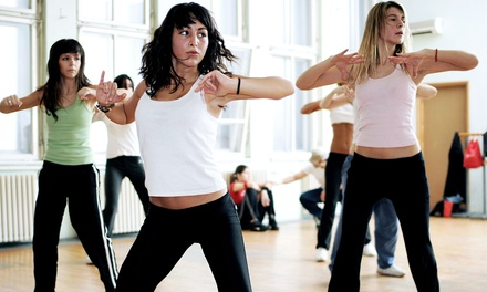 10 Zumba Classes or One- or Three-Month Membership at Brickhouse Cardio Club (Up to 81% Off)