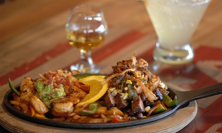 $30 for $25 Gift Voucher to Fajita Republic Cantina and $25 Gift Voucher to Waterworks Car Wash ($50 Value)
