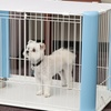 Wire Dog Play Pen with Removable Roof