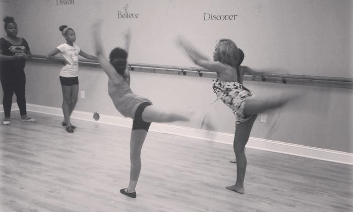 Blossom Sisters Dance Studio - Blossom Sisters Dance Studio: Up to 47% Off Dance Classes at Blossom Sisters Dance Studio