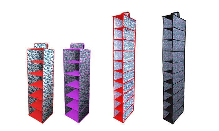 Hanging Shelf Organizer: Hanging Shelf Organizer. Multiple Options Available. Free Returns.