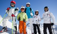 Three Skiing or Snowboarding Lessons for Up to Four at Swadlincote Ski Centre (Up to 64% Off)