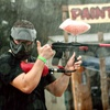 Up to 55% Off All-Day Paintball at XZone