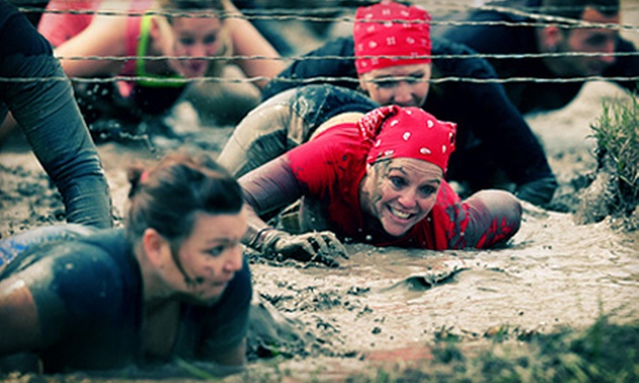 Hard Charge - Richmond: $49 for One Charge for Fun Entry to the Hard Charge Obstacle-Course Mud Run in Richmond (Up to $88 Value)