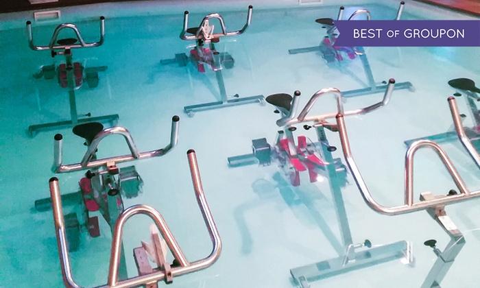 1, 3 ou 5 séances d'aquabike avec ou sans coaching dès 15 € avec My Body Bike