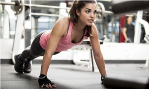 P2 Fitness: Up to 73% Off Boot Camp & Zumba Classes at P2 Fitness