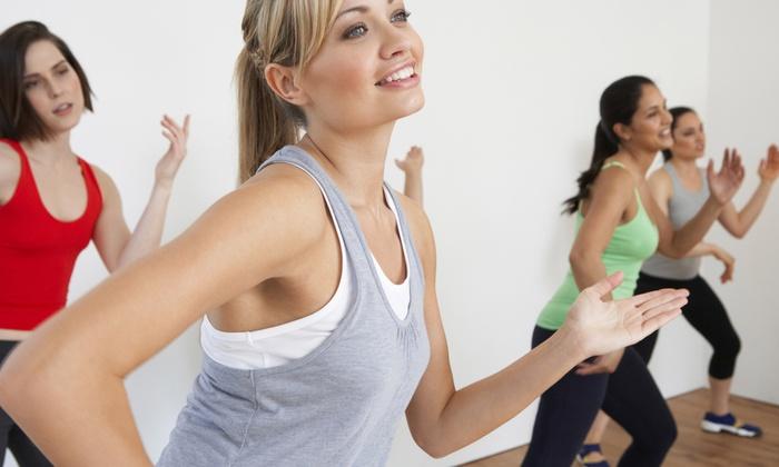 Hola Fitness - Stony Plain: 10 or 20 Zumba Classes at Hola Fitness in Stony Plain (Up to 59% Off)