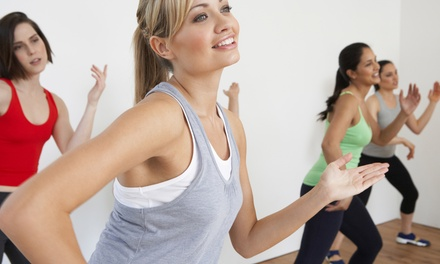 10 or 20 Zumba Classes at Hola Fitness in Stony Plain (Up to 59% Off)