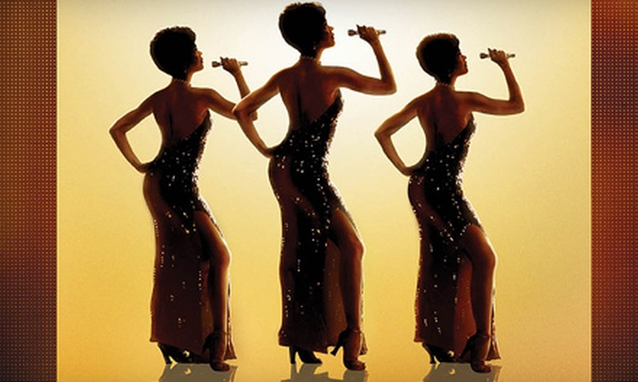 """Dreamgirls"" - Greensboro: $30 to See ""Dreamgirls"" at Greensboro Coliseum Complex on May 29 at 7:30 p.m. (Up to $59.70 Value)"