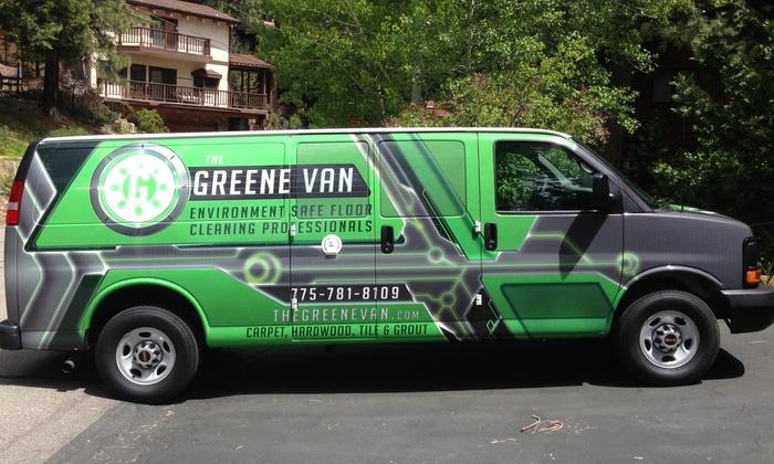 The Greene Van - Reno: $200 for $499 Groupon — The Greene Van