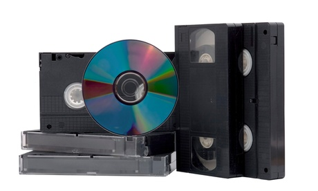 Videotape-to-DVD Conversion for 1, 3, 5, Two-Hour Tapes at Printergy (Up to 78% Off) c4008ca6-971e-11e2-bb18-0025906a929e