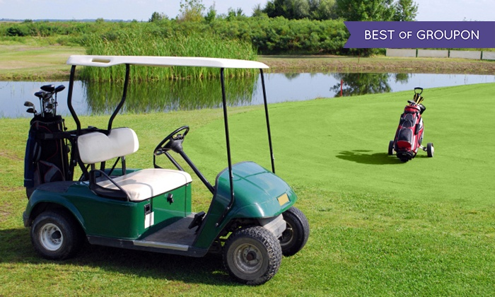 Harmony Golf Preserve - Harmony: 18 Holes of Golf for One or Two with Cart, Range Balls, and Lunch at Harmony Golf Preserve (Up to 56% Off)
