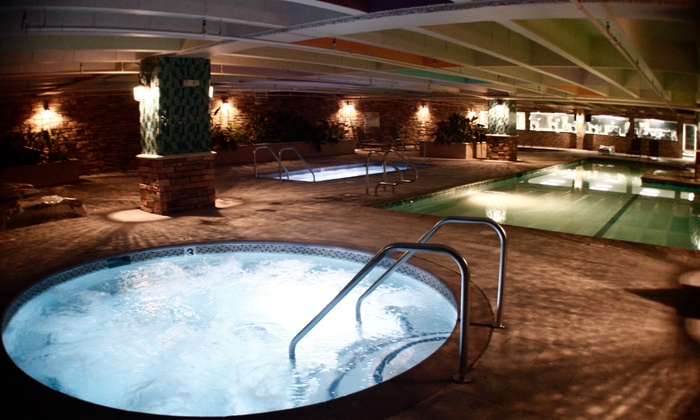 Spa Palace - Central LA: $17 for a One-Day Pass or $20 towards a service over $70 at Spa Palace ($25 Value)