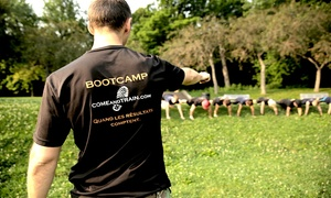 Come and Train: One or Three Months of Outdoor Bootcamp Classes at Bootcamp Come and Train (Up to 73% Off), Several Locations